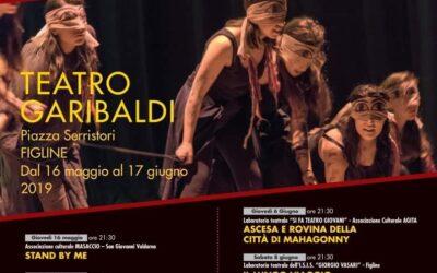 Alchimie – Rassegna Teatro Giovani 2019