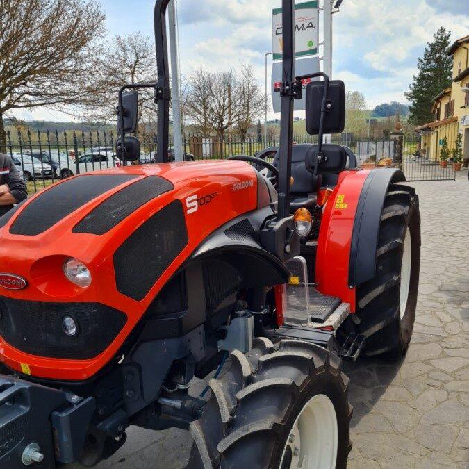 """Corso """"formazione obbligatoria per addetti alla conduzione di trattori a ruote e a cingoli"""""""