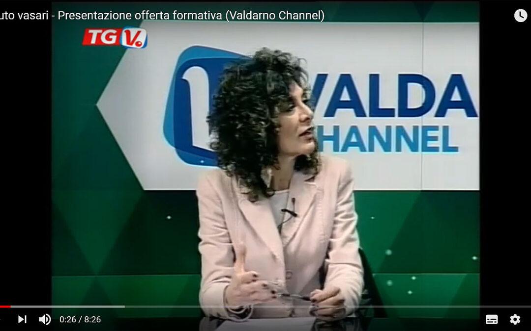 Istituto vasari – Presentazione offerta formativa (Valdarno Channel)