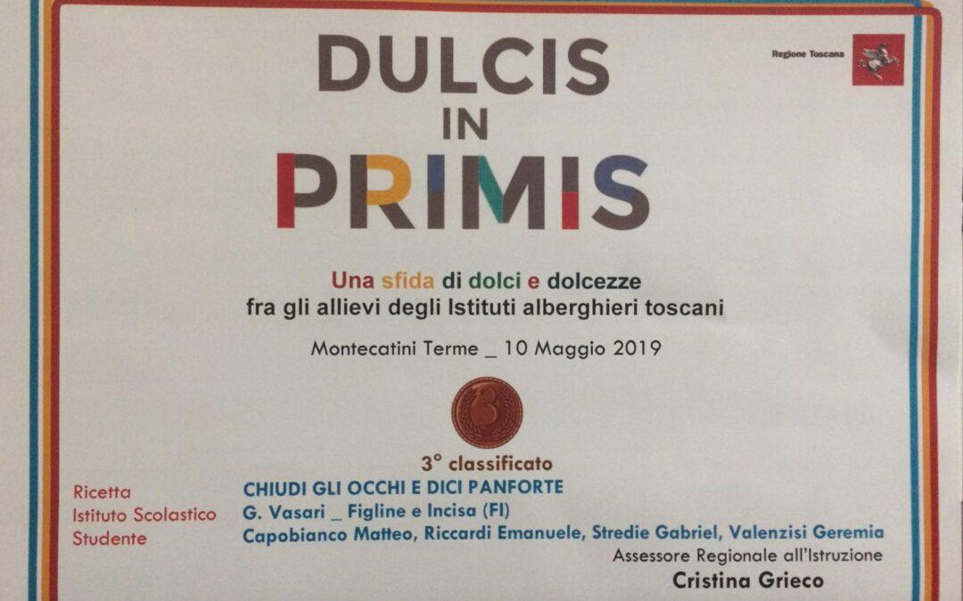 Concorso Dulcis in Primis
